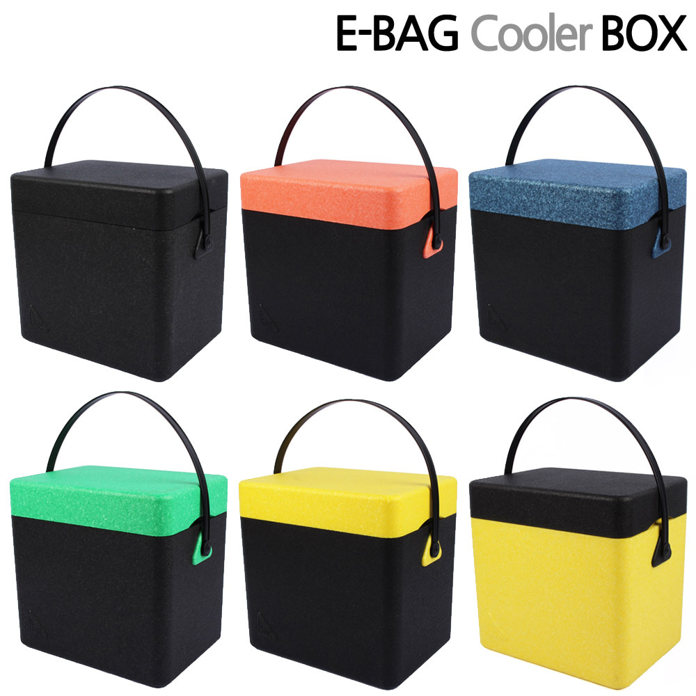 이백쿨러 E-BAG Cooler BOX